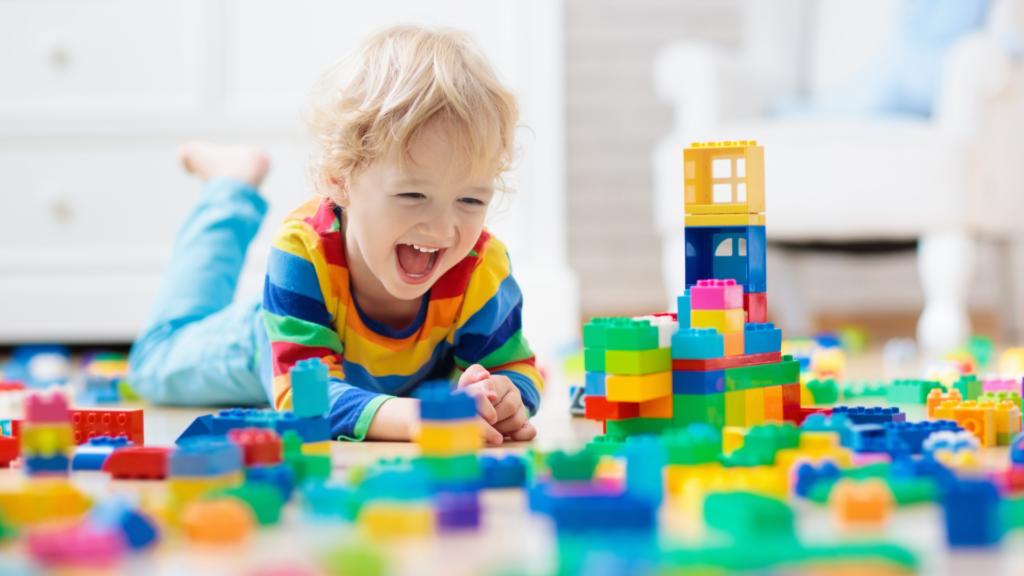 Plezier en spelen kinderopvang Stap budget
